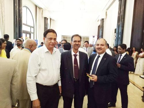 Doha Bank Inauguration in Chennai